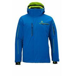 Salomon Brillant Jacket - Waterproof, Insulated (For Men) Ski Fashion, Mens Fashion, Sport, Cold Day, Skiing, Stylish, Ski Jackets, Innovative Products, Clothes
