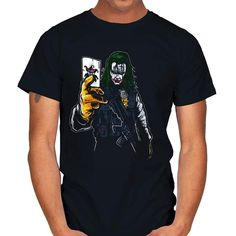 TRUCE T-Shirt - Joker T-Shirt at RIPT! $7 off with code: CHOICE!