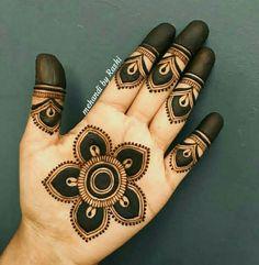 Leg Henna Designs, Arabic Henna Designs, Beginner Henna Designs, Stylish Mehndi Designs, Bridal Henna Designs, Beautiful Mehndi Design, Mehndi Art Designs, Henna Tattoo Hand, Henna Mehndi