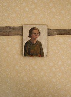 HOME & GARDEN: Une alternative au papier peint : les rouleaux de peinture à motifs