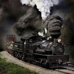 Steam Train - Blow That Whistle