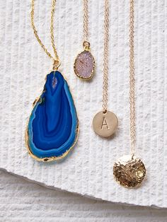 Discover your new favorite statement necklace up to 70% off. New styles added each day! The perfect way to add something special to your spring and summer wardrobe <<<pretty