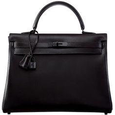 Hermès 'Kelly Retourné So-black' bag