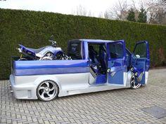 Flatbed Pick-up Doka & Volkswagen Transporter T4, Vw Bus T3, Volkswagen Bus, Vw Camper, Pick Up, Vw Doka, Vw T5 Forum, Vw Pickup, Astro Van
