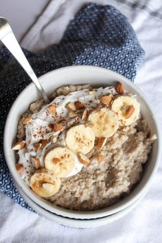 Mahatma Brown Rice gets simmered with rich coconut cream, vanilla, and maple syrup and banana for natural sweetness. Simply delicious.