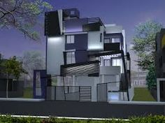 Front Elevation Modern House Modern Architecture Decorating