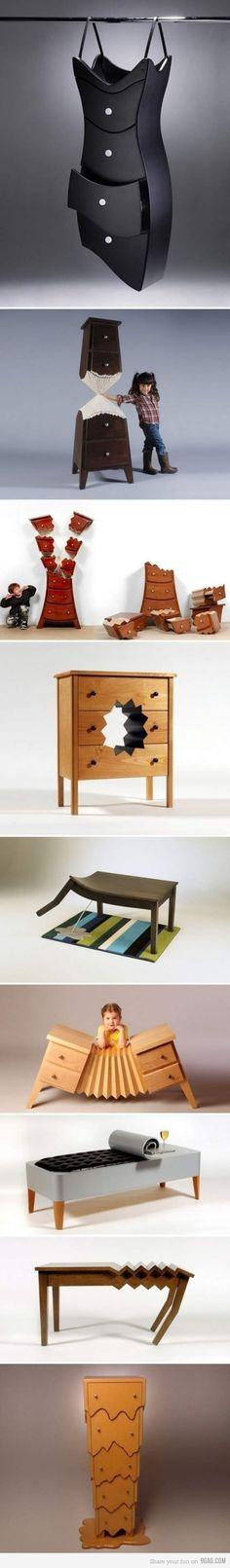 Crazy furniture cool!!!!