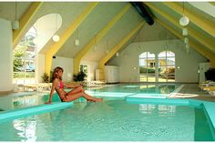 Schwimmbad / Pool   H+ Hotel Ferienpark Usedom