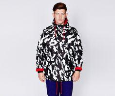 Lazy Oaf Digital Rain Jacket