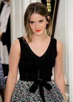 Emma Watson || 'Regression' photocall in Madrid, Spain (Aug. 27, 2015)