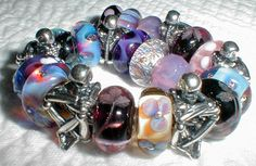 SKELETON SPIRIT - circle of friends. New Trollbeads on Trollbeads Gallery Forum!