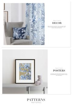 Beautiful Patterns, Pattern Design, Print Patterns, All About Time, Vintage Fashion, In This Moment, Black And White, Interior, Floral
