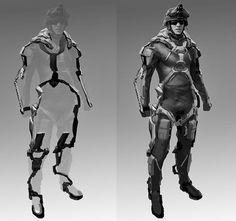 exoesqueleto - exoskeleton                                                                                                                                                      More