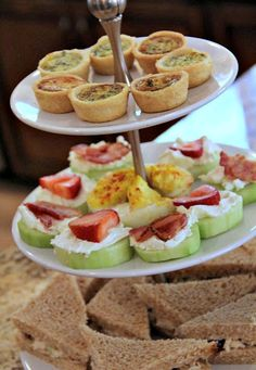 Cute tea party idea for the upcoming MOTHER'S DAY