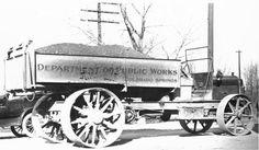 Dept. of Public Works - 1917