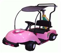 47 best Fore! images on Pinterest | Custom golf carts, Rolling carts Put In Bay Golf Cart Barbie Mobile on