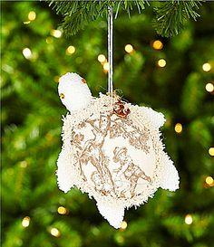 Dillards Trimmings Let It Sneaux Mardi Gras Masks Ornament Set ...