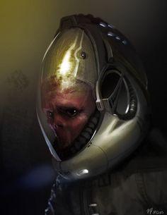 I'm a Spaceman by Missingtheground on DeviantArt