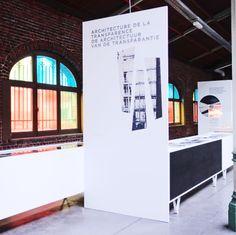partition signage