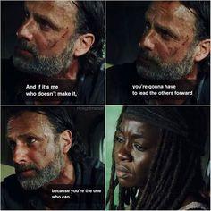 "The Walking Dead S07 E12 ""Say Yes."" Season 7, Episode 12."