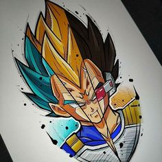 Anime Products,Cosplay,Accesories,Manga and more! Fan Art, Manga Dbz, Comics Anime, Dc Comics, Anime Tattoos, Dragon Ball Gt, Dope Art, Cool Drawings, Dbz Drawings