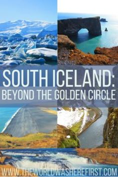 Visit South Iceland: Beyond the Golden Circle - The World Was Here First