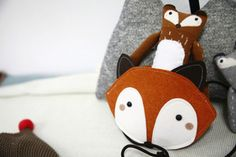 Fox bag  #minidressing #kfashion4kids