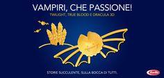 Vi piacciono i #Vampiri Barilla? :) http://www.facebook.com/Barilla