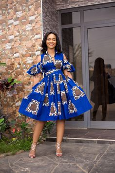African Women's Clothing/ Dashiki women's dress / Ankara short gown / African fabric attire / Weddin - Fashion African Party Dresses, Latest African Fashion Dresses, African Dresses For Women, African Print Fashion, Africa Fashion, African Attire, Nigerian Fashion, Ghanaian Fashion, African Prints