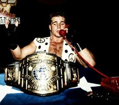 HBK. Shawn Michaels.