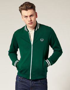 Fred Perry 95f Nice jacket, colour and lines!