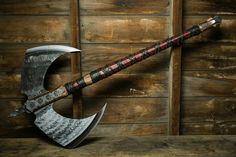 Battle Axe; Archangel Steelcrafts. CM-Swords-1824.jpg