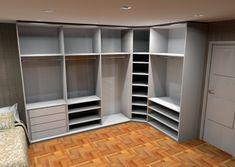 20 Trendy Home Office Closet Storage Built Ins Wardrobe Design Bedroom, Master Bedroom Closet, Bedroom Wardrobe, Home Office Closet, Closet Space, Bedroom Cupboards, Dressing Room Design, Dressing Rooms, Closet Layout