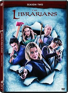 Librarians, the - Season 02 Sony Pictures Home Entertainment https://www.amazon.com/dp/B01M5FSAFG/ref=cm_sw_r_pi_dp_x_oNosybSDZPDJF