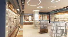 Sensiblu Drugstore Design Proposal by Metropolis