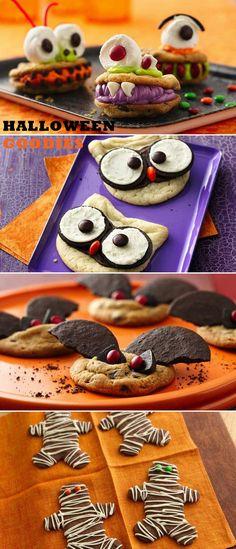 Creative Halloween Cookie Recipes   Kim Byers