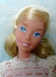 1976 Beautiful bride Barbie