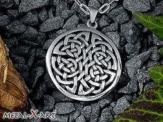 Amulett Sterling Silber 925 AJOV oval Silber-Kettenanhänger Mondstein