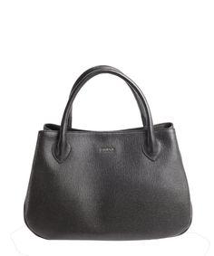 Furla onyx leather 'Giselle' large tote/ bluefly.com