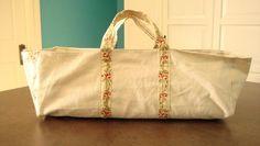 Free printable pattern for Cricut tote bag