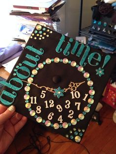 english major cap decoration - Google Search & My Minnie Mouse graduation cap decoration | College | Pinterest ...