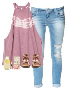 """panda panda panda"" by graciegerhart7 ❤ liked on Polyvore featuring Zara, RVCA, BaubleBar, Bormioli Rocco, Clinique and Lead"