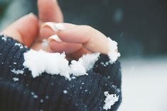 who loves snow? shared by ❆ ᴍ ɪ c ʜ ᴇ ʟ ❆ on We Heart It