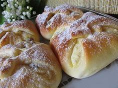Recepty - Strana 4 z 48 - Vychytávkov Czech Recipes, My Recipes, Sweet Recipes, Cookie Recipes, Dessert Recipes, Hungarian Desserts, Hungarian Recipes, English Bread, Sweet Buns