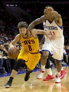 Malcolm Thomas Photos  Cleveland Cavaliers v Philadelphia 76ers Malcolm  Thomas b0b1f64e4