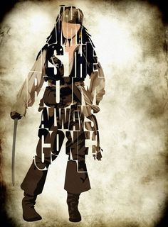 Pirates of the Caribbean Johnny Depp as Jack Sparrow Funny Quote