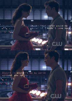 Chuck and Blair   ♥