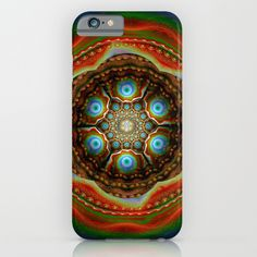 Trip to the centre iPhone & iPod Case