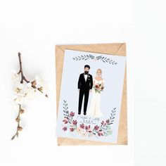 Get your own wedding illustration personalized for you ! #wedding #weddingdress #weddingday #dresses #bride #bridal #bridetobe #bridalgift #fancydress #weddingideas #gown #fashionista #fashionstyle #fashionpost #bridalfashion #fashionlover #bridalshower #fashiondesign #minimaldecor #gettingmarried#darlingmovement #fashionlovers #weddingstyle #beautifulbride #weddingforward #bridalfashion #eveninggown 3d Wedding Illustration, Minimal Decor, Wedding Guest Book Alternatives, Happy Thursday, Bridal Gifts, Wedding Portraits, Beautiful Bride, Bridal Style, Weddingideas