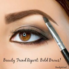 Get your brow game on point! This guide shows the products to use & gives tips.